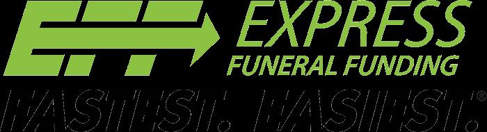 Express Funeral Funding logo.