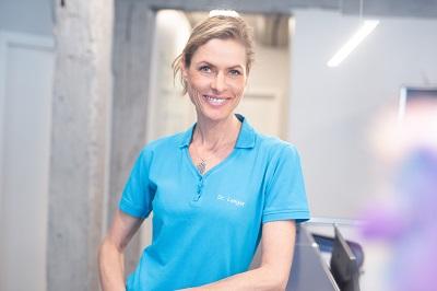 Dr. Astrid Langer - Porträt