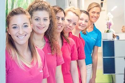 Dr. Astrid Langer - Team
