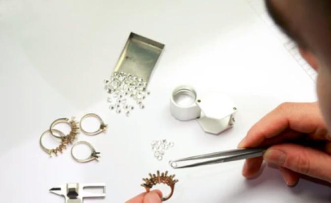 Jewellery store job