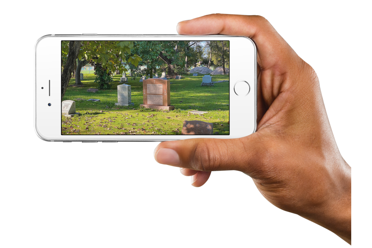 funeral live streaming that's easy to set up