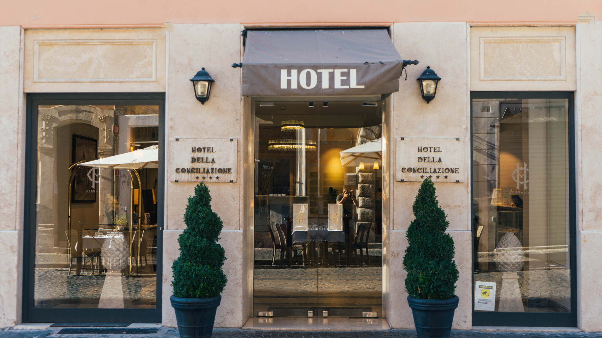 hotels using the scarcity principle
