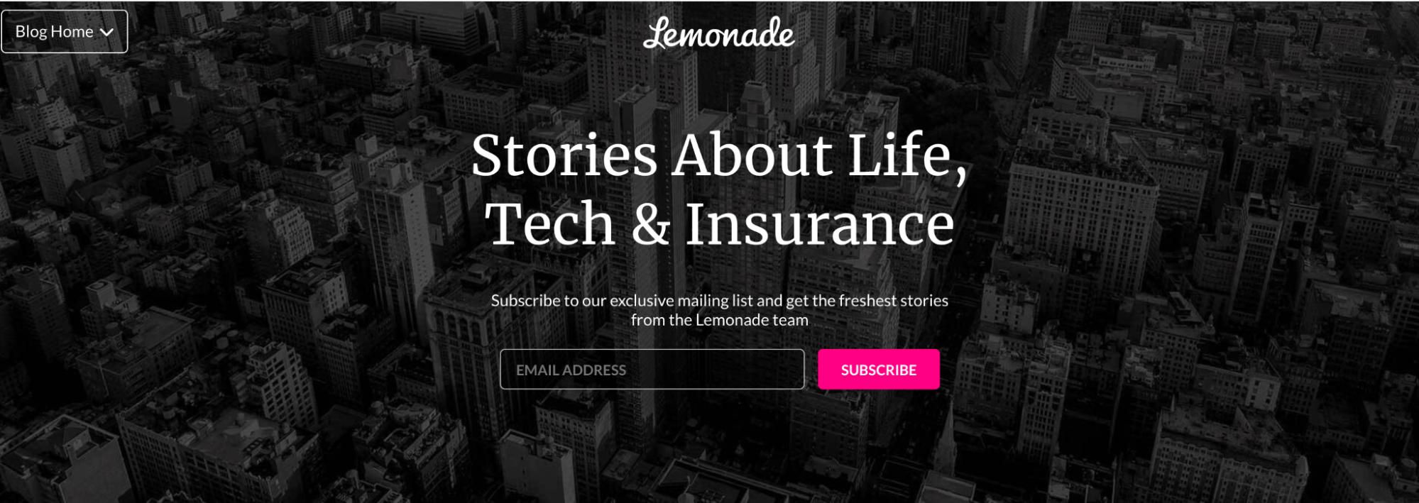insurance company email marketing