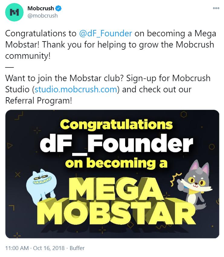 Mobcrush advocacy program