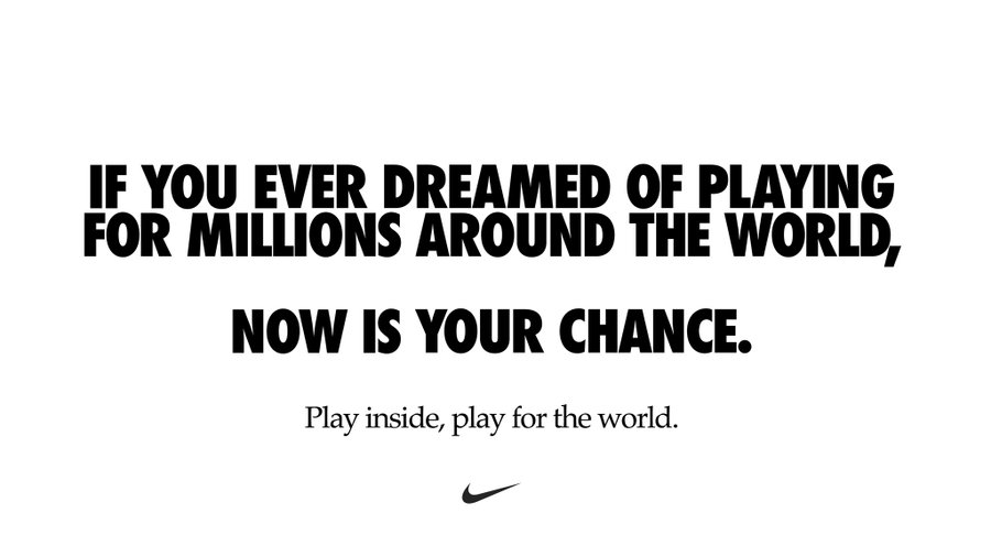 Nike socially responsible marketing campaign