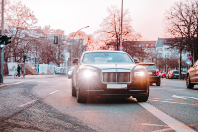 Rolls Royce uses Concentrated Marketing Strategies