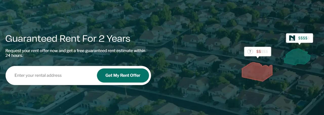 target market example - real estate