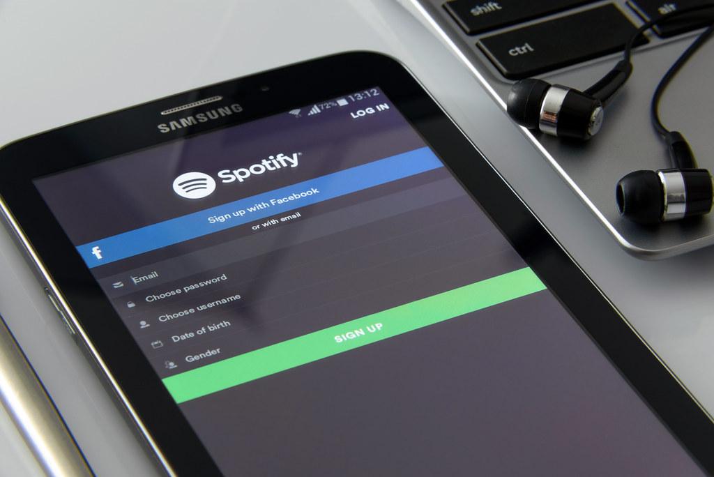 Spotify scarcity marketing