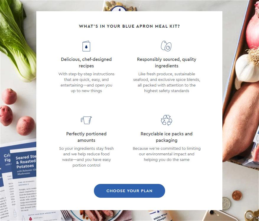 Blue Apron business model