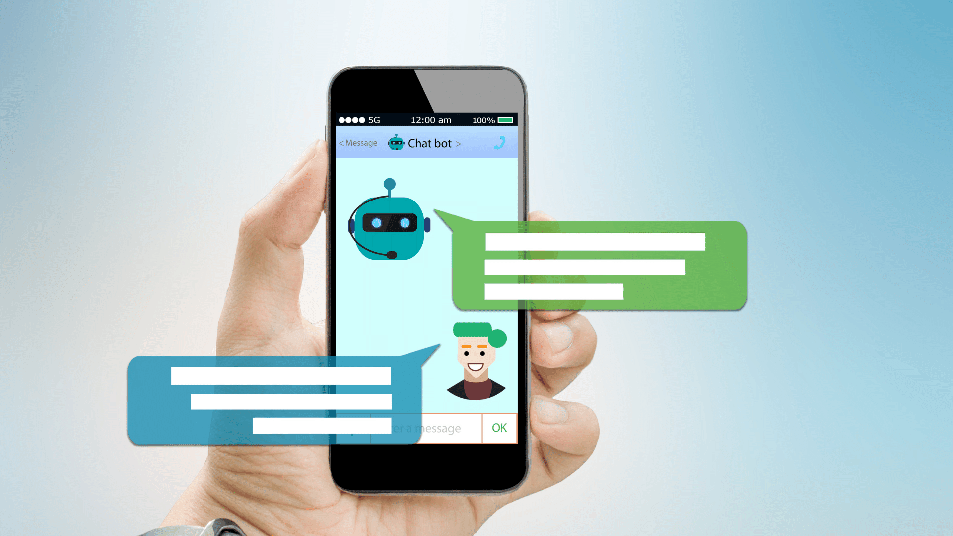 chatbots for education marketing