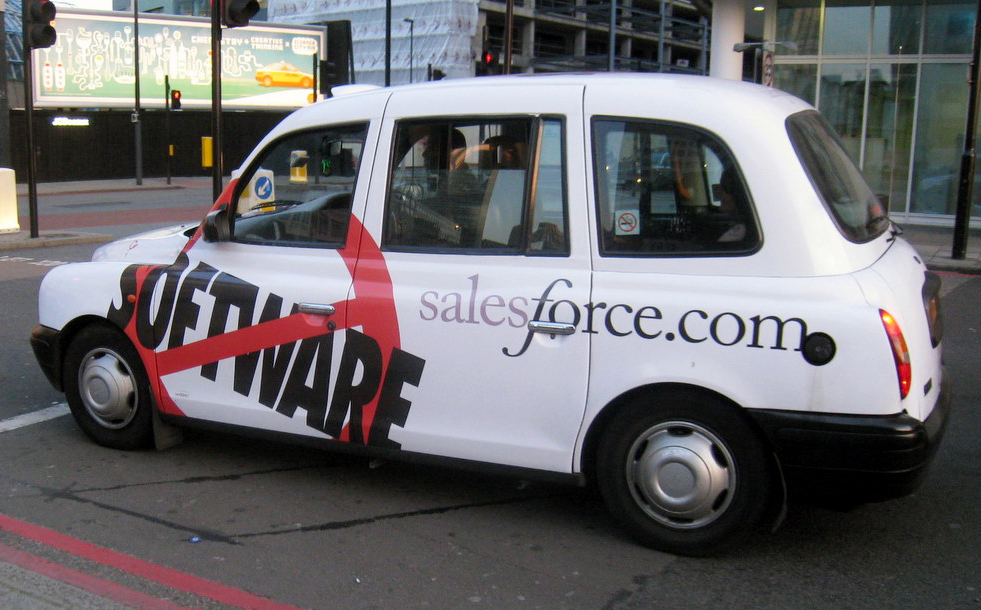 guerrilla marketing tips Salesforce
