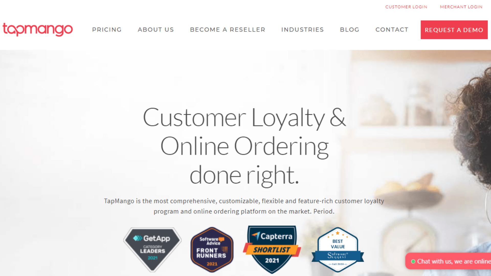 TapMango loyalty software
