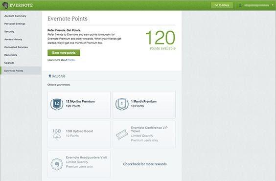 referral program points system