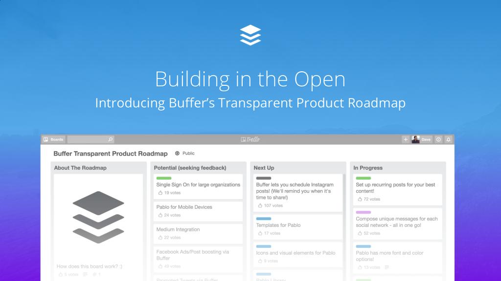 Buffer - open startup