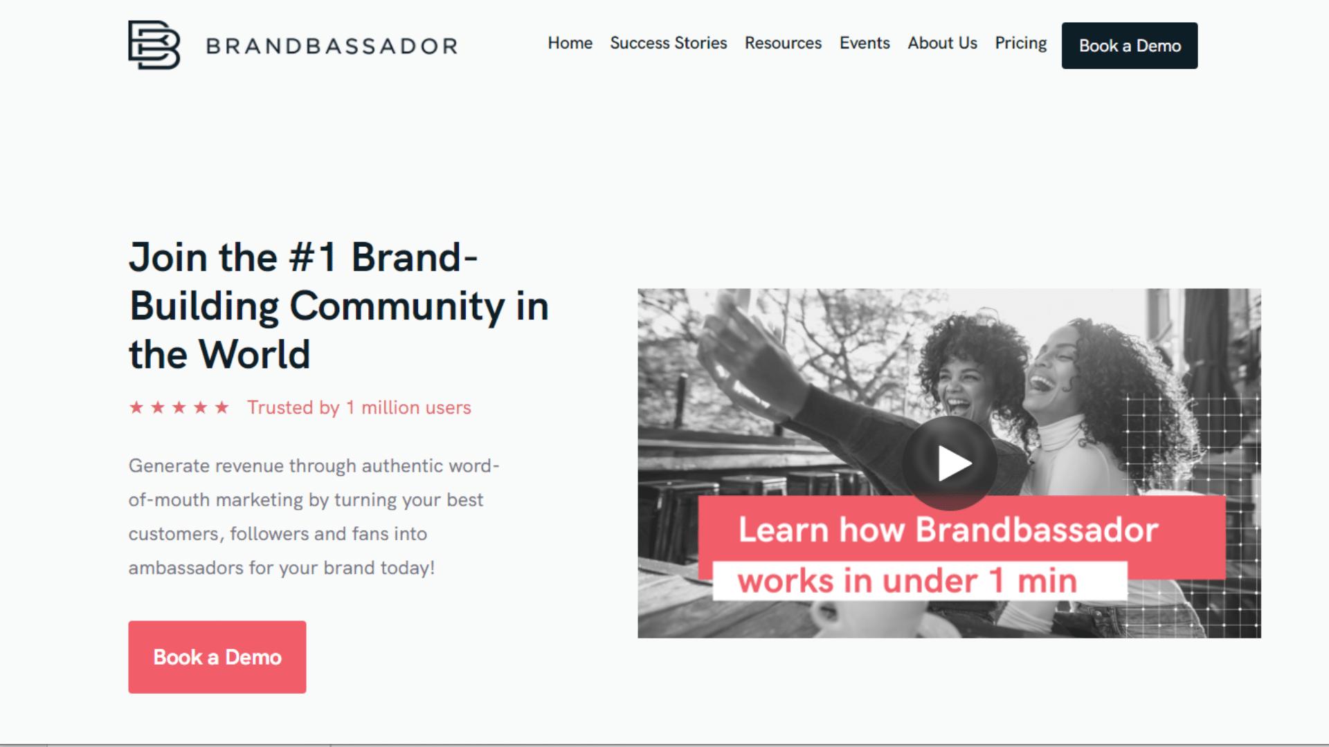 brand ambassador software