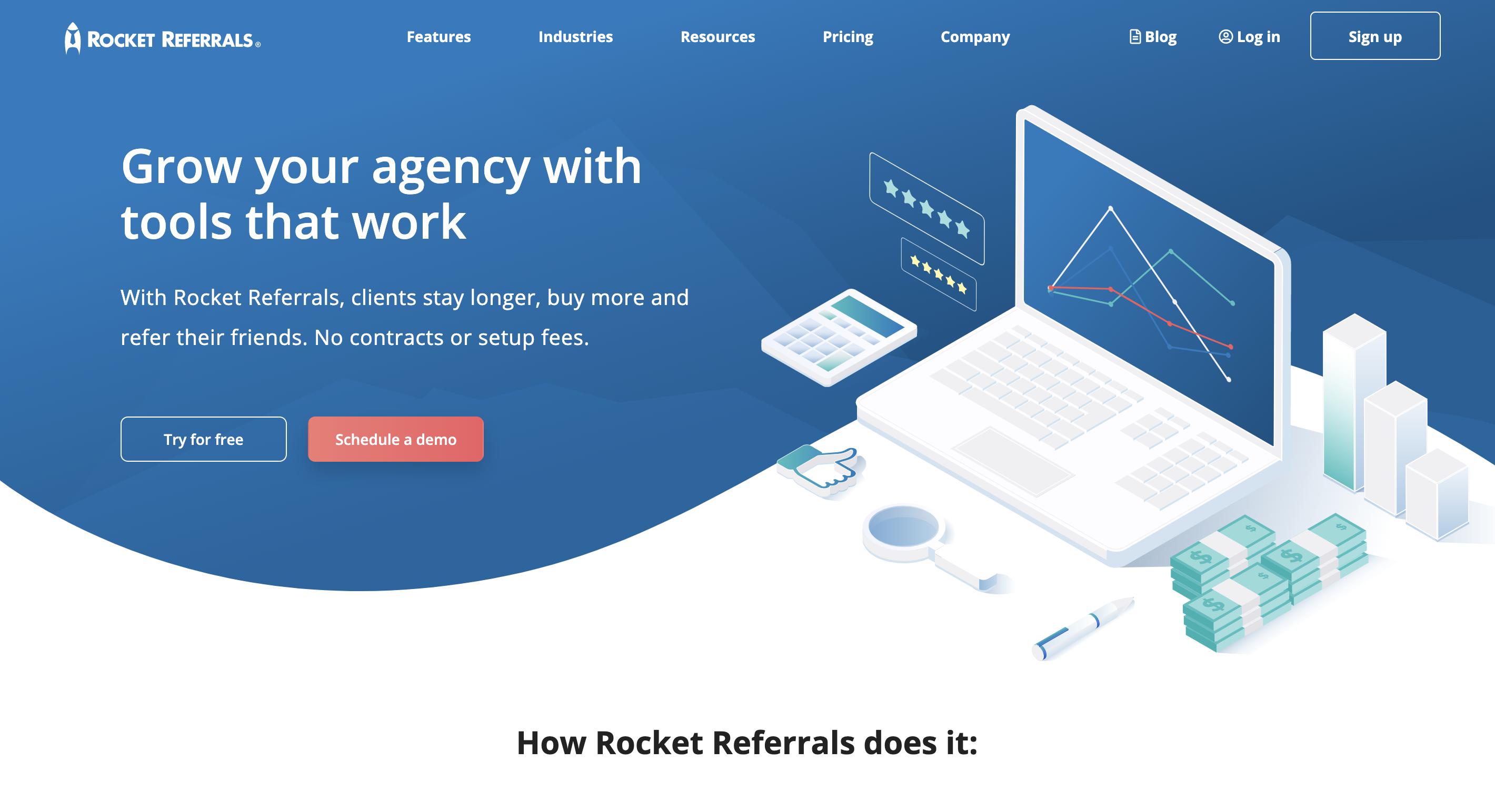 Rocket Referrals