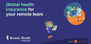 Remote health global insurance for digital nomads